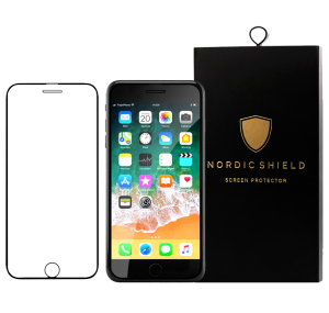 Nordic Shiel iPhone 7/8 Full Cover transparent